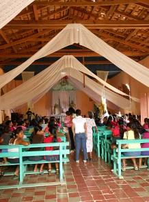 Jan 24 - El Portillo church Feb 2014