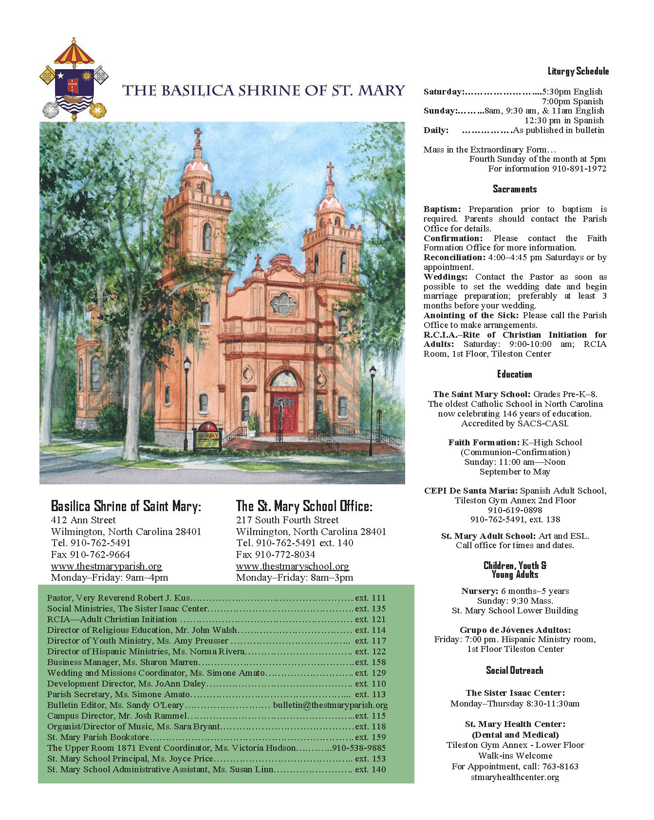 English bulletin 01222017