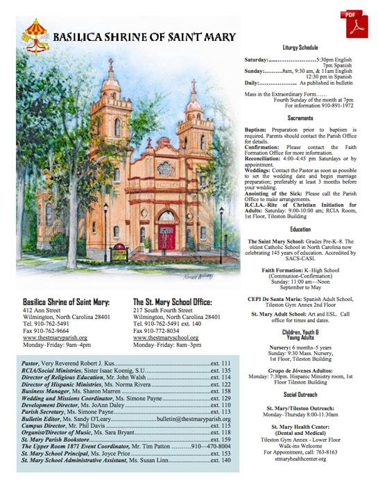 church_bulletin