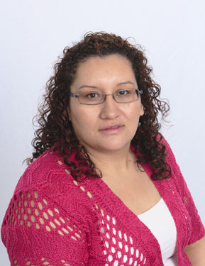 Norma D. Rivera : Director of Hispanic Ministries