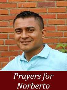 Norberto-prayers