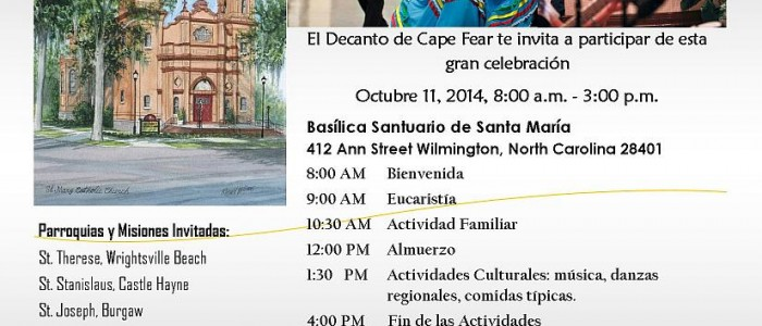 Celebracion Hispana Cape Fea-rsmaller