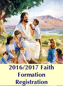 2016-17 FaithFormationRegistration