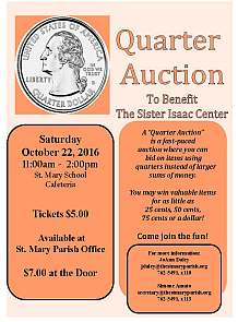 QuarterAuctionFlyer2016-isaac center218x295