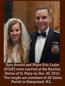 Kara-Arnold-and-Major-Eric-Laake-USAF
