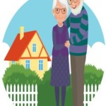 http://www.dreamstime.com/stock-photography-elderly-couple-their-home-image26329342