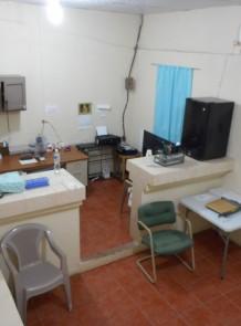 Laboratory of Clínica Santa María, Reitoca