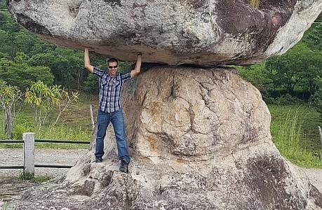 August 20-Josh at rock
