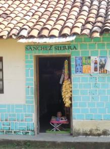 Sánchez Sierra, Reitoca, F.M., Honduras