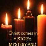 HISTORY; MYSTERY AND MAJESTY