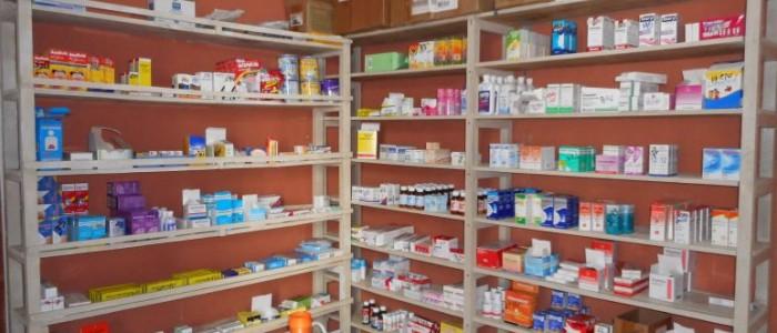 Pharmacy Clínica Santa María – Reitoca, F.M., Honduras