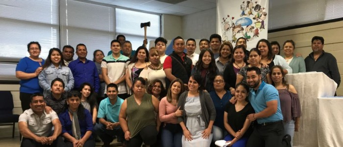 Juan Retreat – May 2018