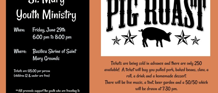 youth ministry-pig roadt 2018