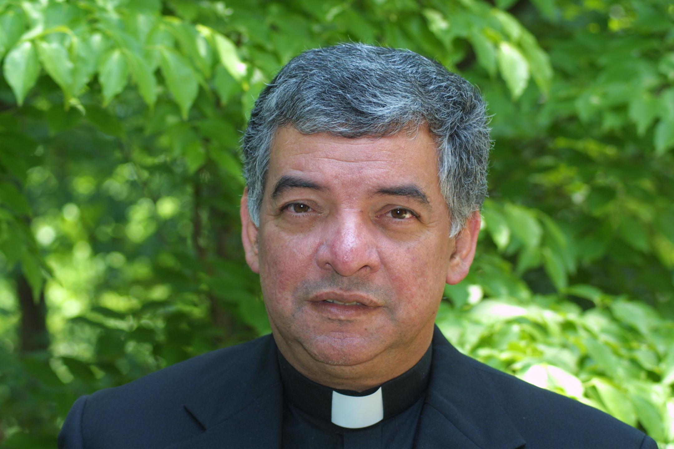 Reverend Chesco Garcia : Parochial Vicar
