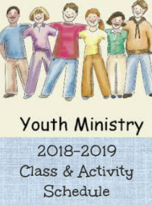 2018-2019 Faith Formation