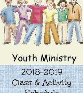 2018-2019 Faith Formation