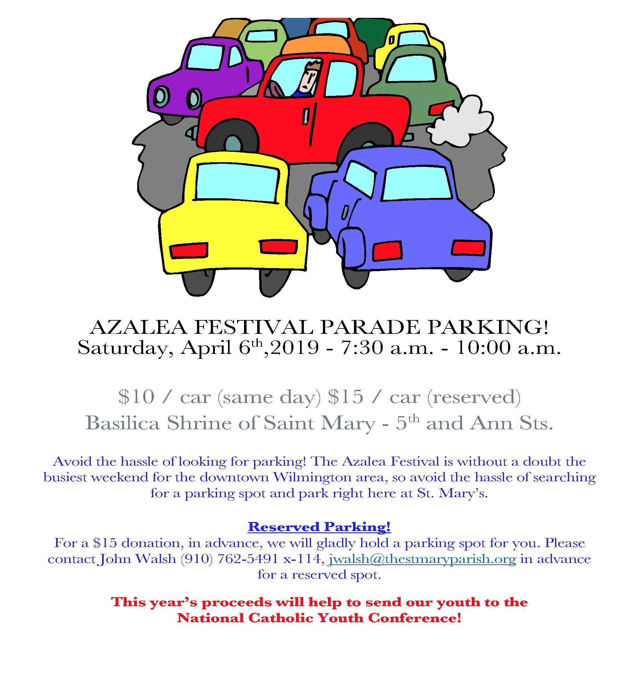 Azalea parking (3)