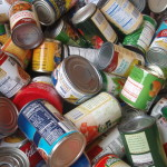 canned food - share Sunday