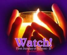 1st sun advent