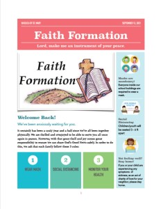 Newsletter 12Sep21 Page 1 of 2